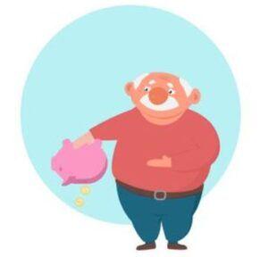 Caída planes de pensiones