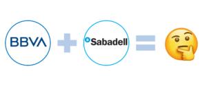 Fusión BBVA y Banco Sabadell