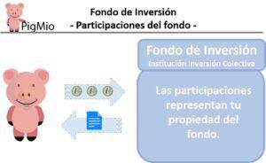 Fondos de Inversión participaciones