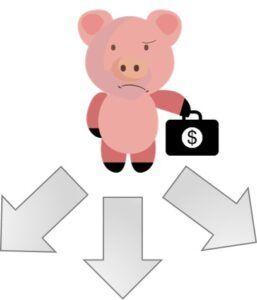 Diferentes opciones inversión ahorro