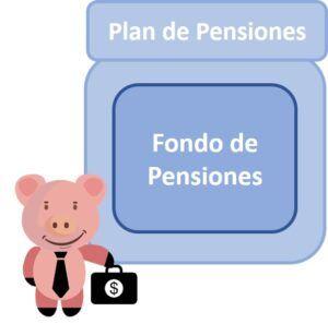 Plan de pensiones y fondo de pensiones