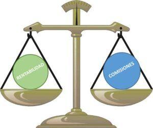 Planes de pensiones rentabilidad y comisiones